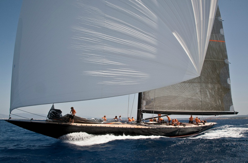 35m-sailing-yacht-Firefly-racing-debut-at-Superyacht-Cup-Credit-F-Class-Yachts