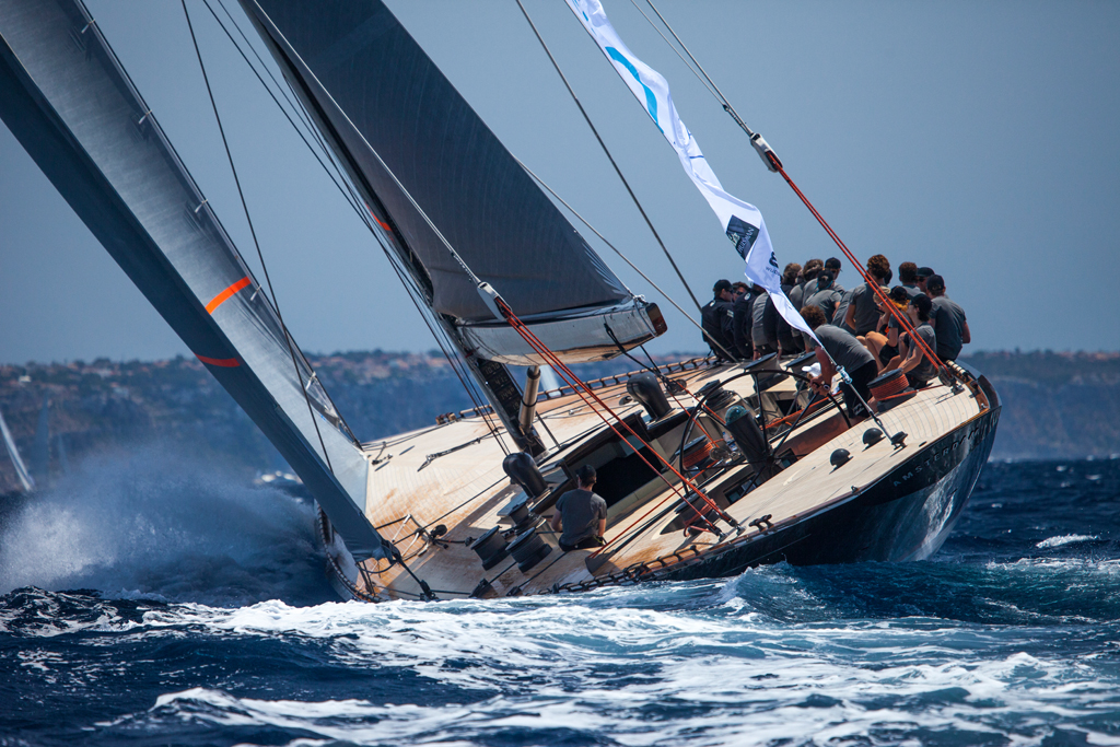 Claasen Shipyards The Superyacht Cup Palma de Mallorca - June 2014