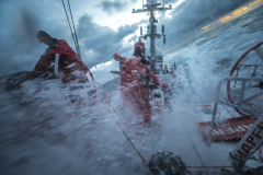 Leg 02, Lisbon to Cape Town, day 03, on board MAPFRE. Photo by Ugo Fonolla/Volvo Ocean Race. 07 November, 2017