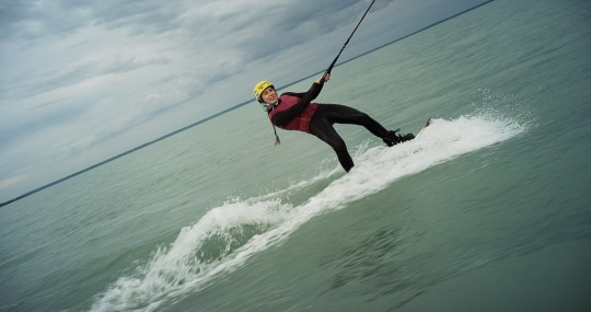 Freestyle, Sailing!