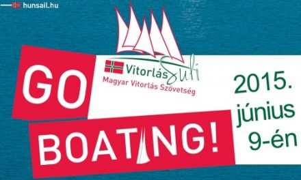 Sikeres volt a GO BOATING!