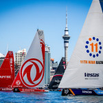 Auckland In Port Race