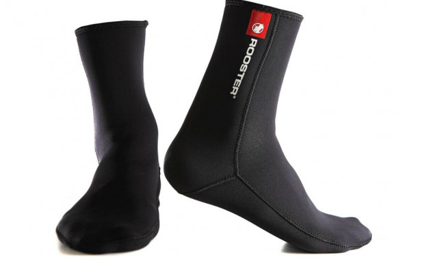 Rooster Superstretch Neoprene 2,5mm Wet Socks