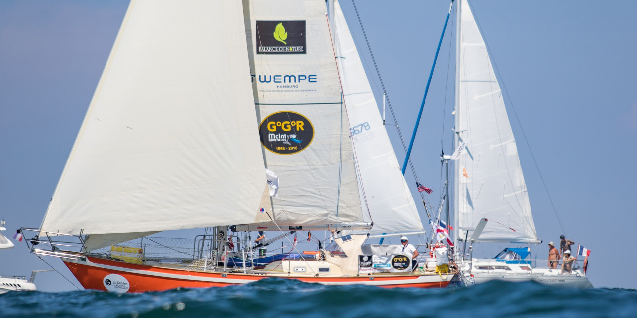 Elrajtolt a 2018-as Golden Globe Race